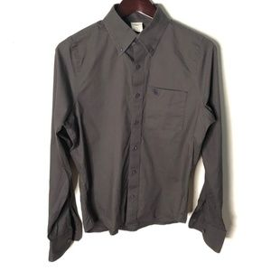 3/$20 A&F Button Down Long Sleeves top